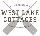 West Lake Cottages face